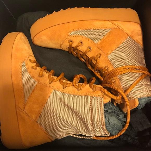 yeezy sienna boots